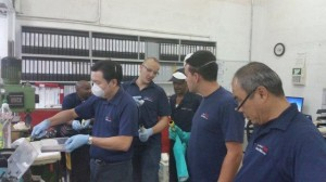 Brush Plating Training Abu Dhabi